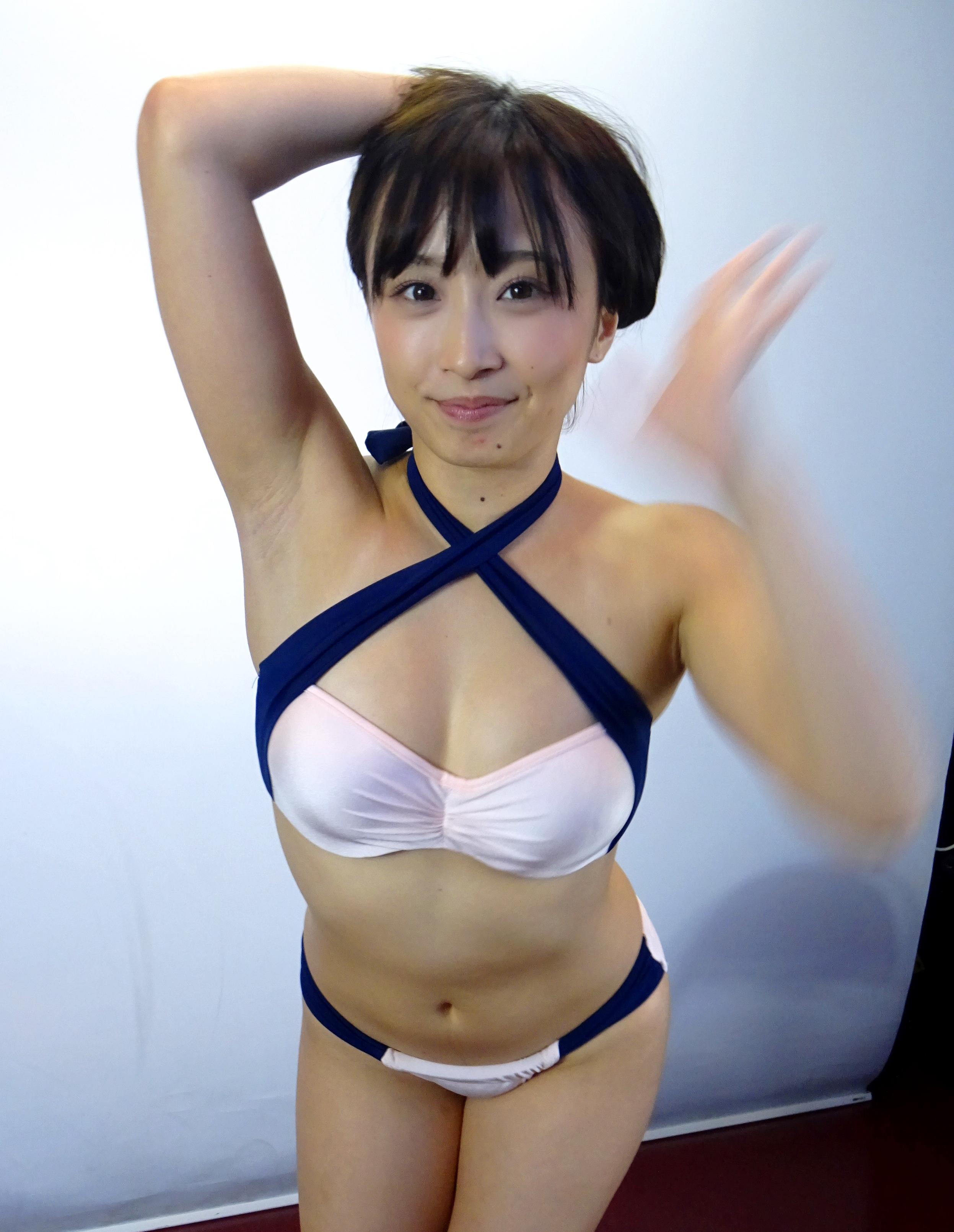 きみと歩実の美腋 (5)