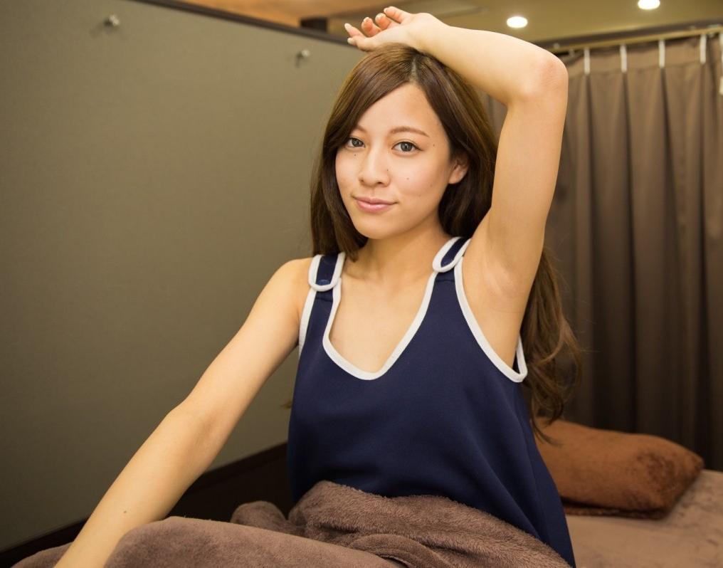 吉岡結紀の美腋 (2)