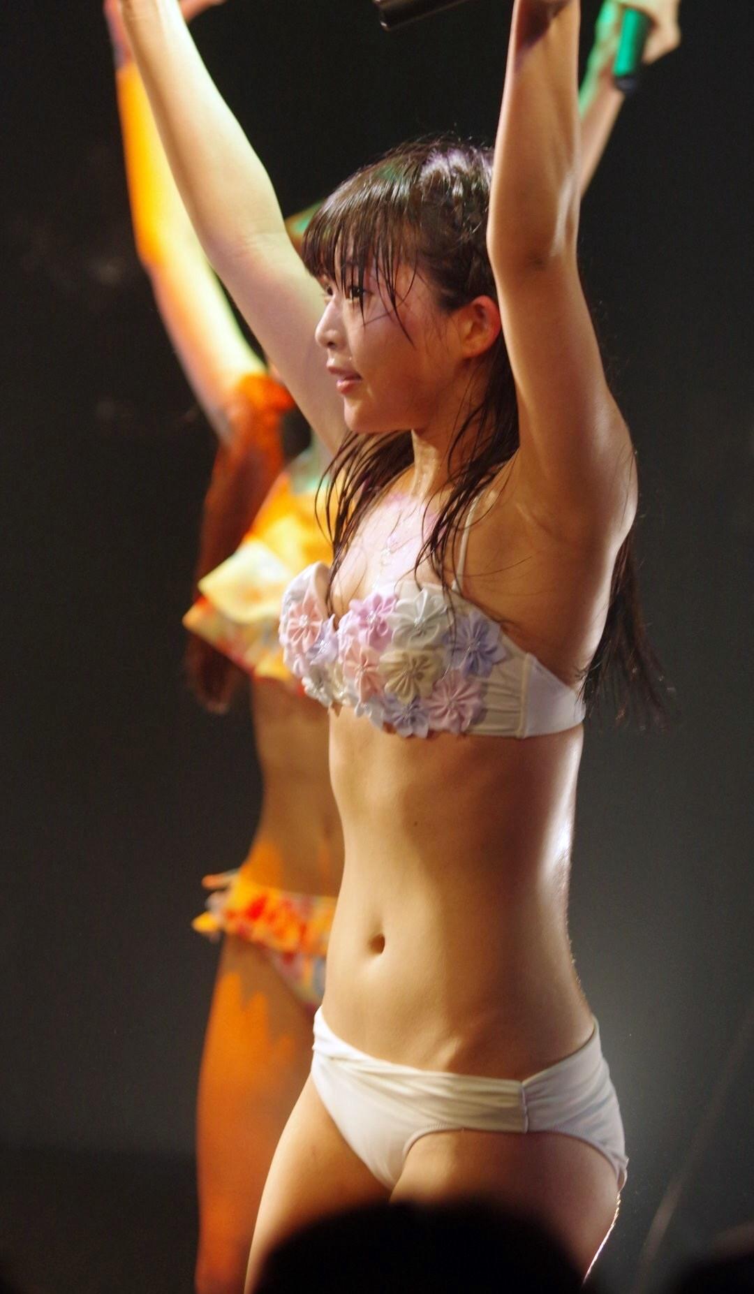 シグサワアオの汗濡れ腋 (8)