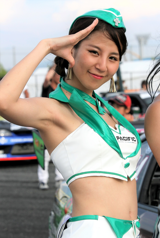 五十川ちほのちょいジョリ腋 (6)