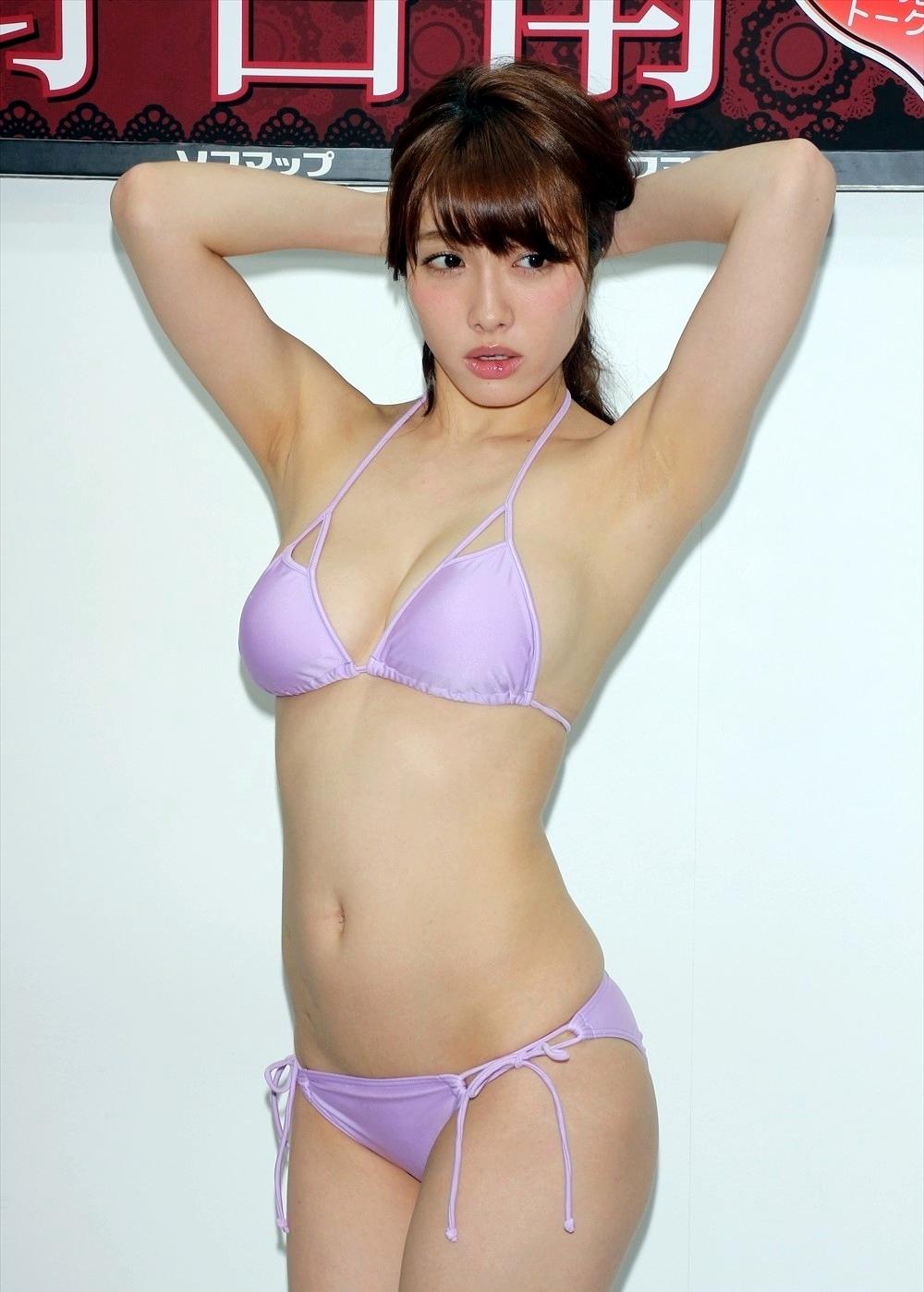 今野杏南の高画質美腋1 (3)