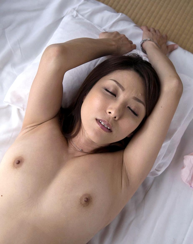 白木優子の美魔女腋 (3)
