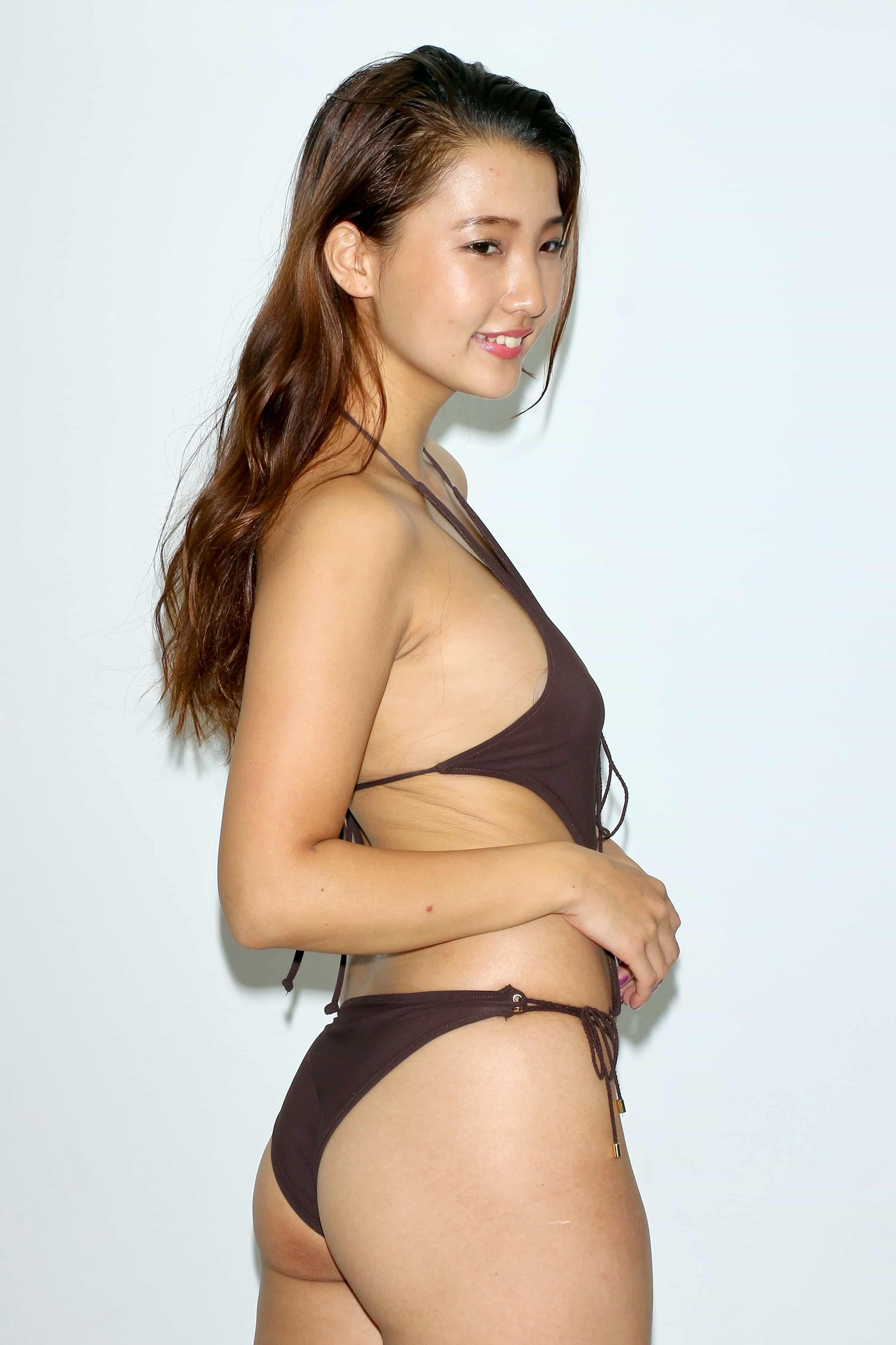 佐藤レイミの幅広腋 (1)