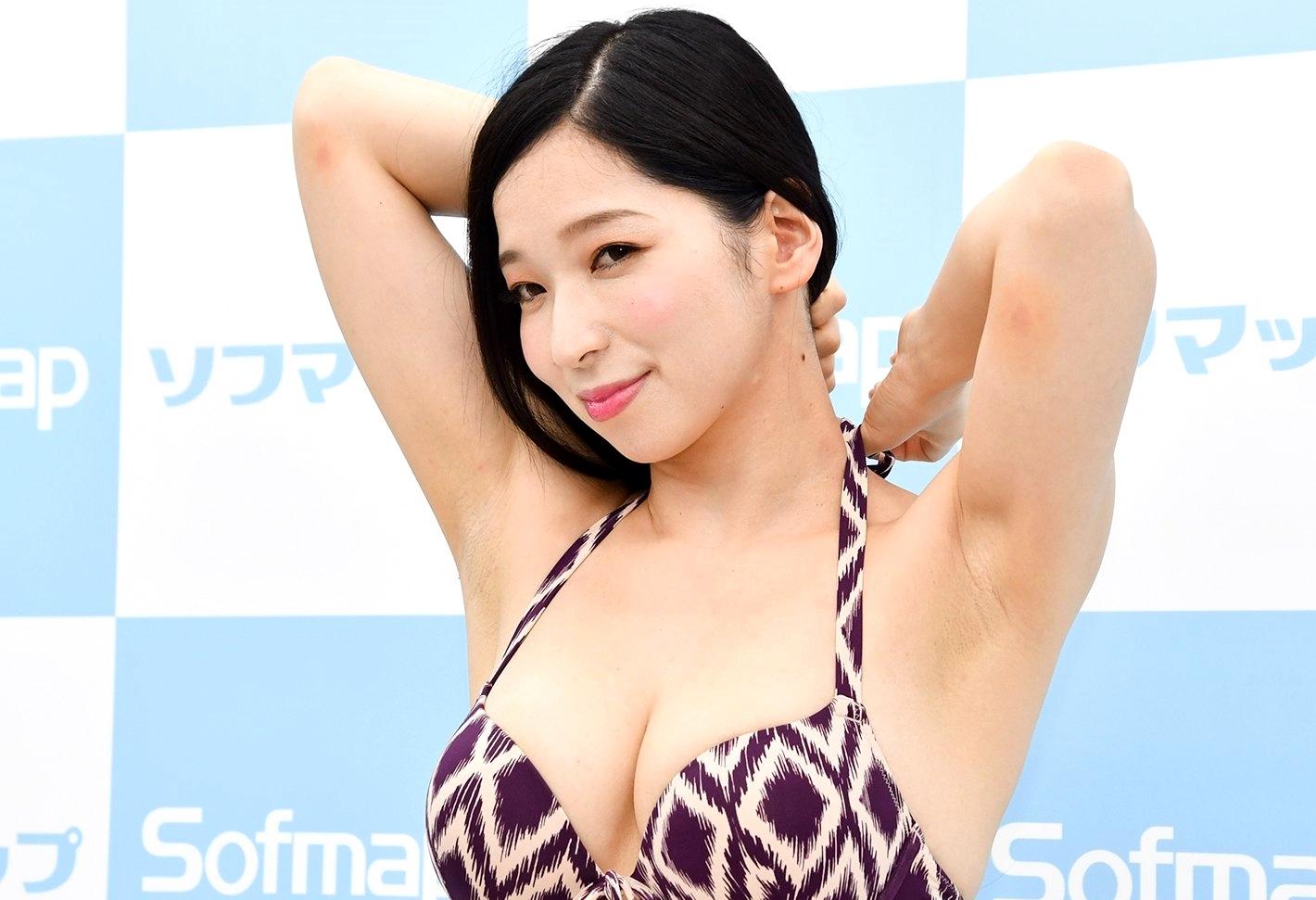 鶴あいかの熟腋 (3)