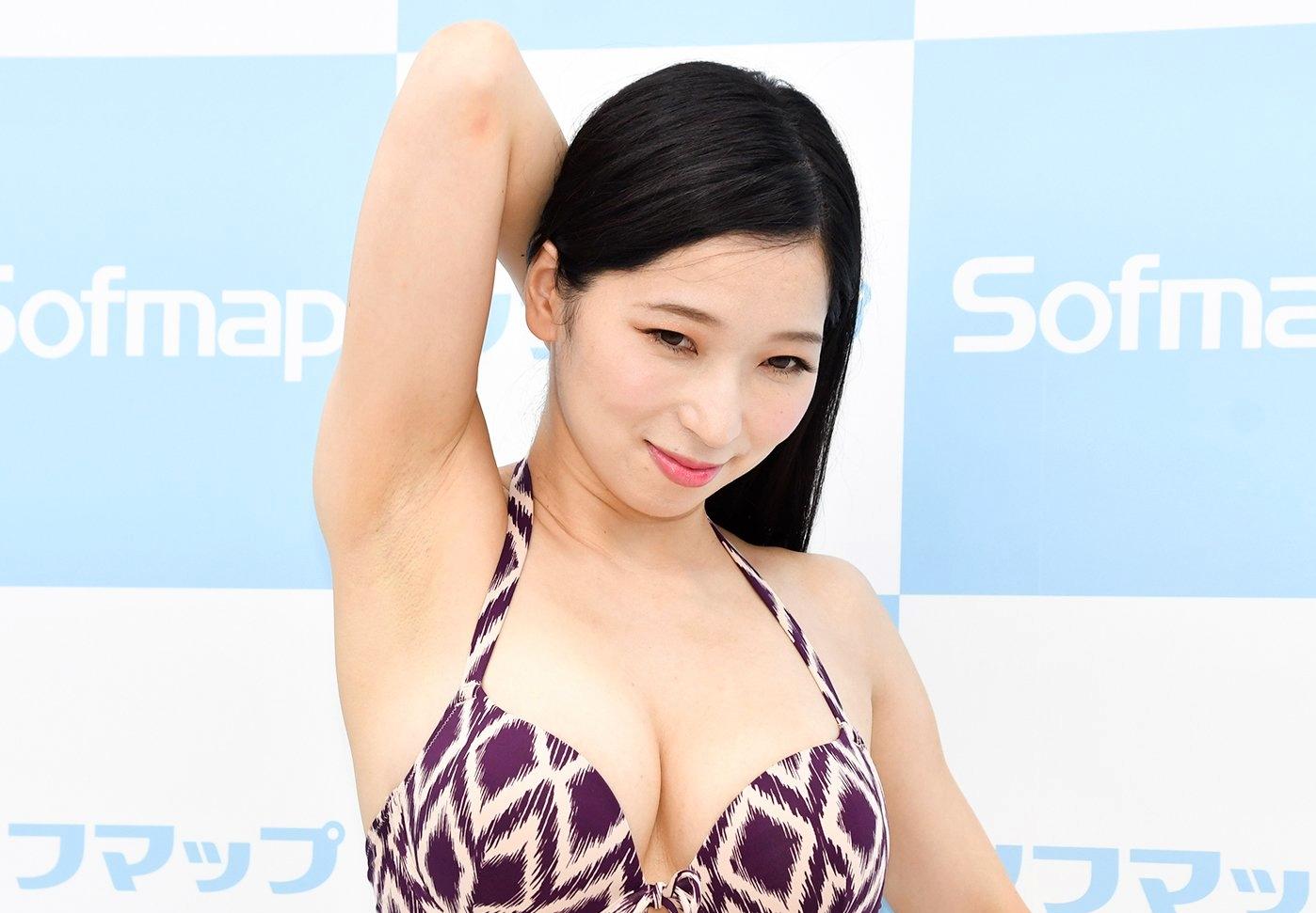 鶴あいかの熟腋 (5)