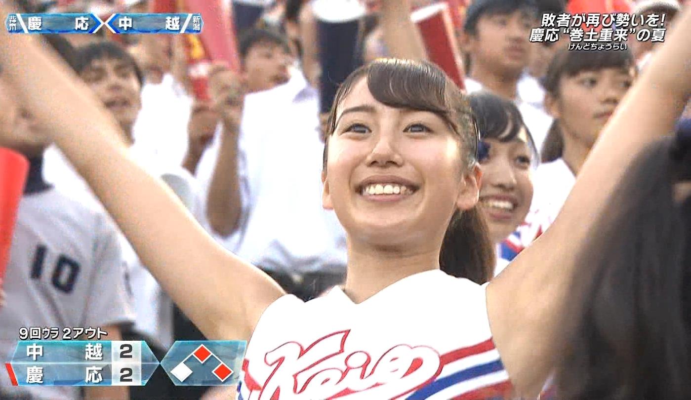 甲子園JKチア腋まとめ2018 (2)