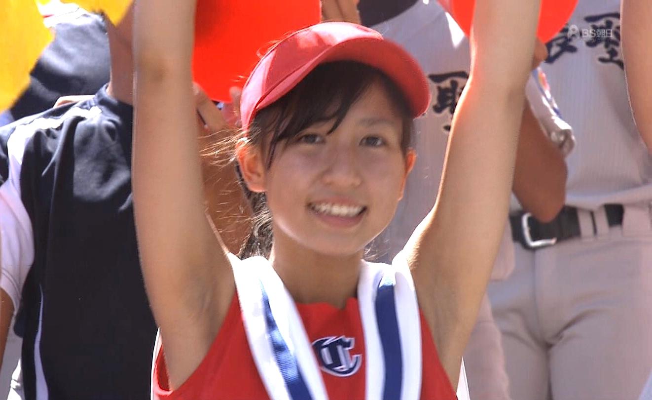 甲子園JKチア腋まとめ2018 (33)