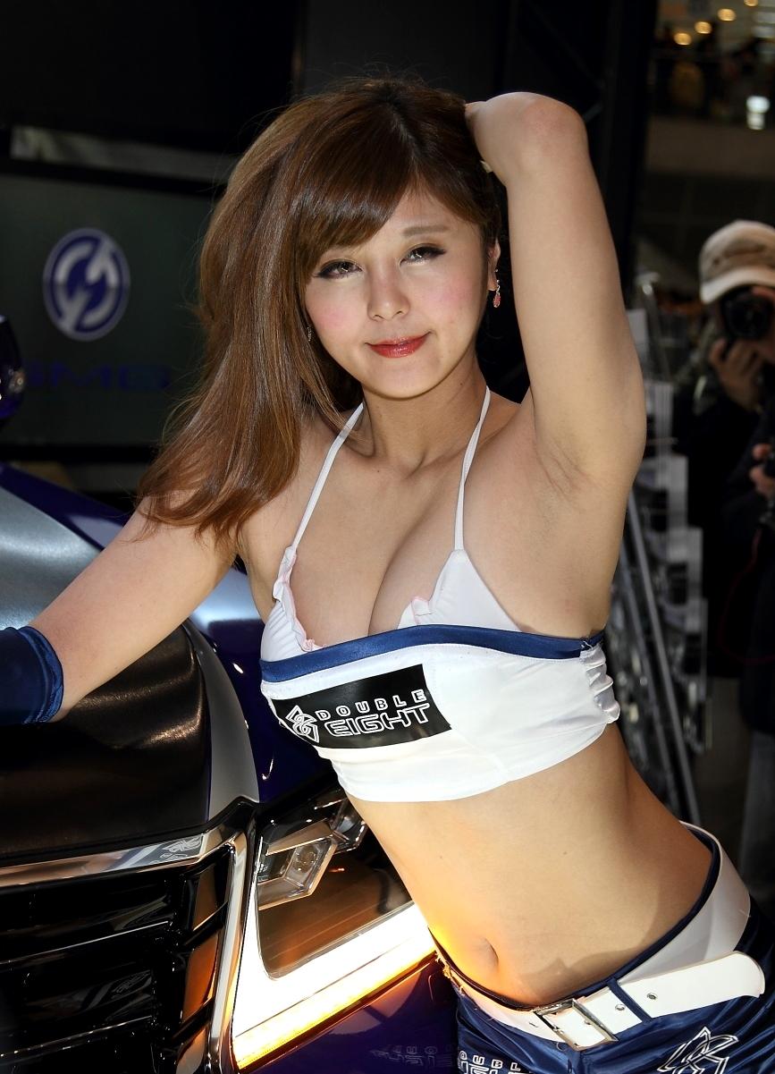 綾音みほのジョリ腋 (4)
