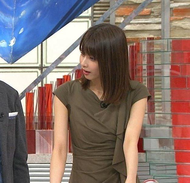 加藤綾子の腋汗2 (2)