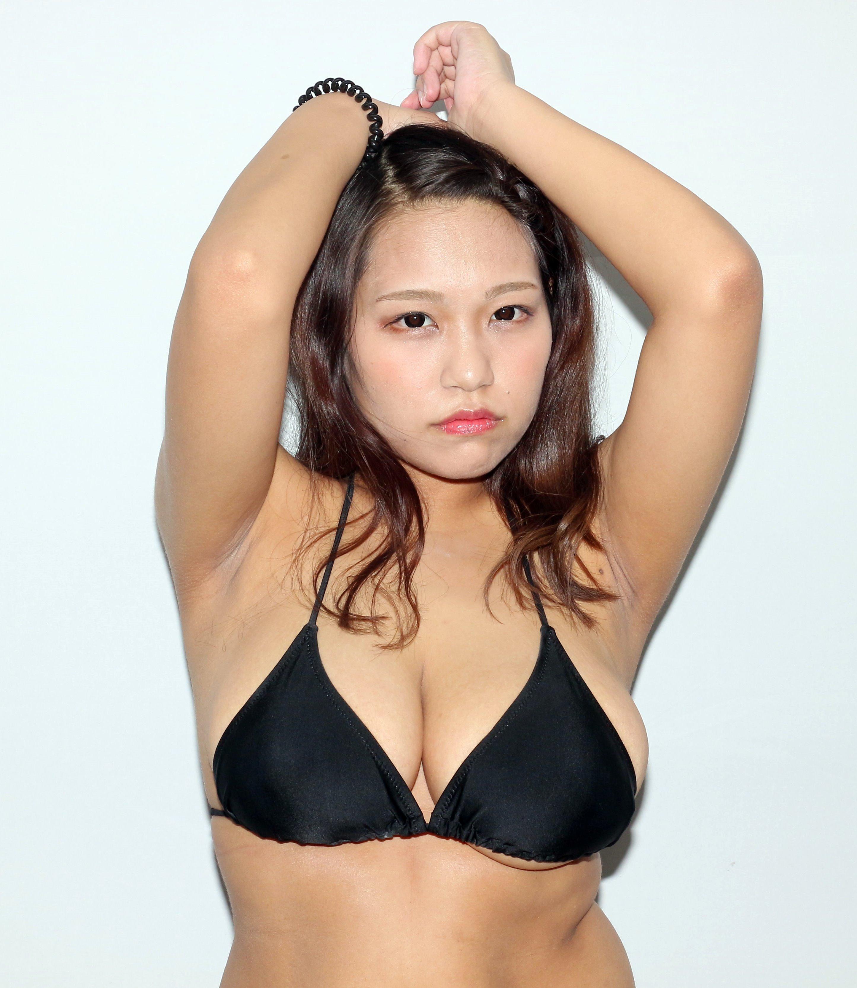 ふわみんの変色腋 (3)
