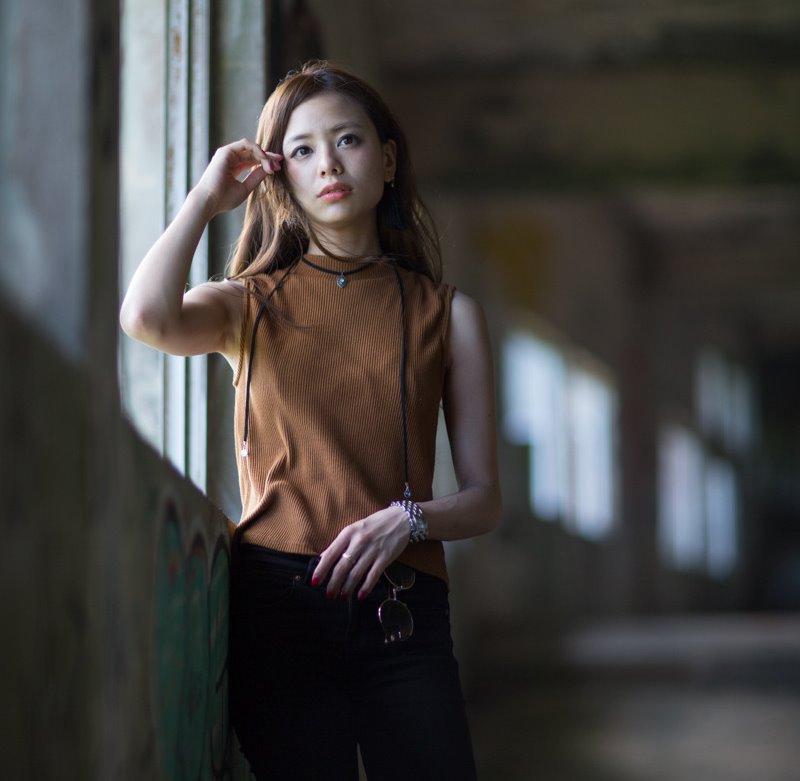 田中紗貴の美腋 (1)