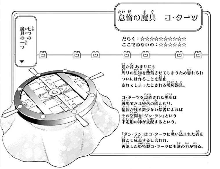 魔具コ・ターツ1